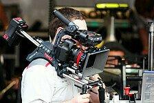 Formel 1 - Mehr Sicherheit: Ecclestone verbannt Kameracrews an die Boxenmauer