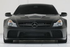 Auto - High Performance Modell mit 800 PS : BRABUS-Tuning f�r den SL 65 AMG Black Series