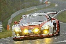 Mehr Motorsport - Pole war f�r alle Audis m�glich: Kaffer zufrieden mit Startplatz vier