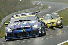 Mehr Motorsport - Bioerdgas Rulez: Dreifach-Erfolg f�r Volkswagen Scirocco