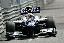 Formel 1 - Gespr�che werden gef�hrt: Williams will 2011 Renault-Motor