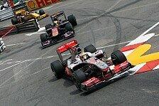 Formel 1 - Eine Frage der Reifen: Blog � �berholen in Monaco, aber wie?