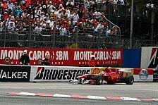 Formel 1 - �berholen strikt verboten: Alonso: Schumacher-Strafe au�er Frage