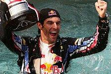 Formel 1 - Webbers Marktwert steigt: Red Bull will Webber und Vettel halten
