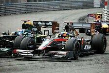 Formel 1 - DRS-Verbot im Tunnel: Monaco GP: Streckenvorschau