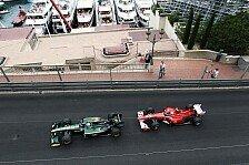 Formel 1 - Toyota bekam den Vorzug: Trulli: Ich hatte ein Ferrari-Angebot