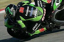 Superbike - Verletzungen als Hemmschuh: Risbridger �ber die schwere Kawasaki-Saison