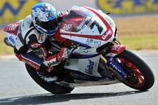 Superbike - Checa vor Rea im Training