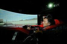 Formel 1 - Eine Frage des Niveaus: Newey: Erfahrene Piloten brauchen keinen Simulator