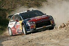 WRC - Durch die W�ste: Video - Highlights Jordanien 2010