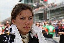 IndyCar - Endlich wieder angreifen: De Silvestro freut sich auf Watkins Glen