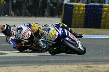 MotoGP - Vier Yamaha in Top Sechs: Rossi f�hrt 1. Mugello-Training an