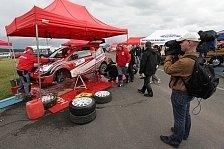 DRM - Anspannung zur Sachsen Rallye: Lars Mysliwietz im Favoritenkreis