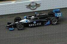 IndyCar - Scheckter �bernimmt in New Hampshire: Wilson f�llt den Rest der Saison aus