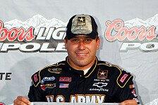 NASCAR - Der Rocket-Man auf Rekordjagd: Neunte Charlotte-Pole f�r Ryan Newman