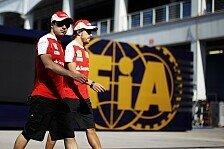 Formel 1 - Keine Besserung im Strafenchaos