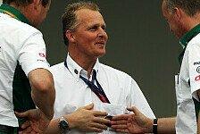 Formel 1 - Vierter Offizieller: Herbert verst�rkt Rennkommissare