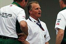 Formel 1 - Der dritte Auftritt: Herbert Fahrer-Steward in Brasilien