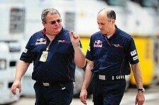 Formel 1 - F�nf Jahre lang zur Entwicklung beigetragen: Offiziell: Ascanelli nicht mehr STR-Technikchef
