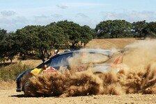 WRC - Fehler ohne Folgen: R�ikk�nen steuert auf Punkte-Hattrick zu