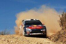 WRC - Ogier ringt Loeb nieder: Portugal Tag 3: Dreifachsieg f�r Citroen