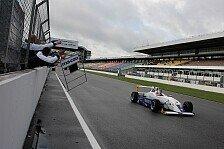 ADAC Formel Masters - ma-con Motorsport r�umt alle Podestpl�tze im Motodrom ab: Stanaway schafft Hockenheim-Hattrick