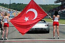 Formel 1 - Diskussionen bis zum Sommer: T�rkei GP: Zukunft weiter ungekl�rt