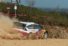WRC - Bilderserie: Stimmen zur Rallye Portugal