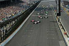 IndyCar - 200 Runden Action pur: Video - Indy 500 Highlights