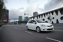 Auto - Strenge Fertigungsstandards garantieren maximale Zuverl�ssigkeit: Toyota Auris Hybrid: neu und doch schon bew�hrt