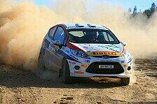 WRC - Extrem hart: Riedemann nach starkem Auftritt gestoppt