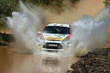 WRC - Top 5 als Ziel: Riedemann bereitet sich auf Portugal vor