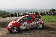DRM - Titelaspiranten bei der Saarland Rallye: Lars Mysliwietz k�mpft um den Vizetitel