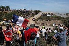 WRC - Im Krankenhaus f�r weitere Checks: Portugal-Superspecial: Zuschauer verletzt