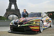 Auto - BMW M3 GT2 Art Car