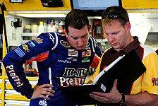 NASCAR - Die Busch-Br�der in Pocono weiter in Top-Form: Zweite Saisonpole f�r Kyle Busch