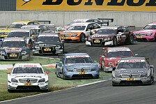 DTM - Alles zum Rennen am Lausitzring in der �bersicht: Die Infos zum Renn-Sonntag