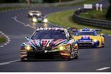 Mehr Motorsport - Jeff Koons: Gewinnen ist der h�chste �sthetische Anspruch: Design soll die Energie des BMW M3 GT2 darstellen