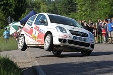 ADAC Rallye Masters - Hart umk�mpfte Litermont Rallye: Mysliwietz /Schumacher gewinnen erneut