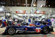 Mehr Motorsport - Keine Ver�nderungen: Peugeot verteidigt Pole in Le Mans