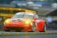 Mehr Motorsport - Timo Scheider von Zuschauermassen begeistert: Le Mans: Vier Porsche in Top 10