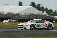 Mehr Motorsport - Tomas Enge schnellster im Aston Martin: Enge auf der GT1-Pole