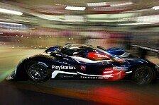 Mehr Motorsport - Marc Gene f�hrt am Limit: Le Mans - Zwischenstand nach 10 Stunden