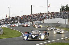 Mehr Motorsport - Erster Ausfall schockt Peugeot: Le Mans - Zwischenstand nach 4 Stunden