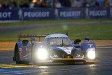 Mehr Motorsport - Zweiter Platz f�r Audi zur Halbzeit: Le Mans - Zwischenstand nach 12 Stunden