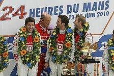 DTM - Ich wollte dieses Rennen immer gewinnen: Rockenfeller feiert Le Mans-Triumph