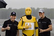 Formel 1 - Schlecht f�r die jungen Fahrer: Villeneuve: Schumacher-Kritik sinnlos