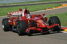 Formel 1 - Lernen und testen: Ferrari-Nachwuchs testet in Fiorano