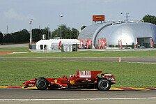 Formel 1 - Bilder: Ferrari-Nachwuchs in Fiorano