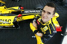 Superleague - Erster Russe in der Superleague Formula: Mikhail Aleshin f�r Russland am Start